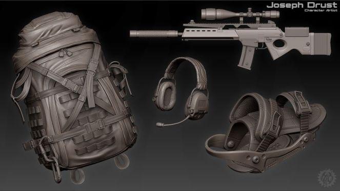 SniperParts