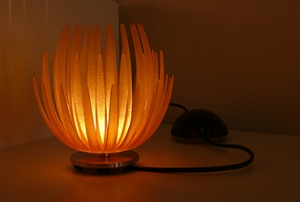 Lotus Lamp by Janne Kyttanen