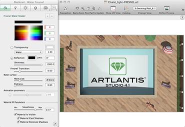 Artlantis Q25 - 12
