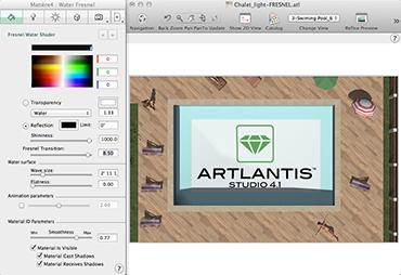Artlantis Q25 - 6