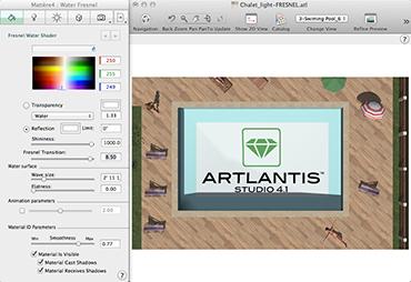 Artlantis Q25 - 2
