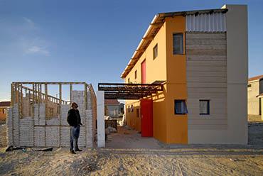 10x10 Housing at Freedom Park_Weiland Gleich