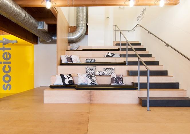 BUILD LLC Society Living Room 08#