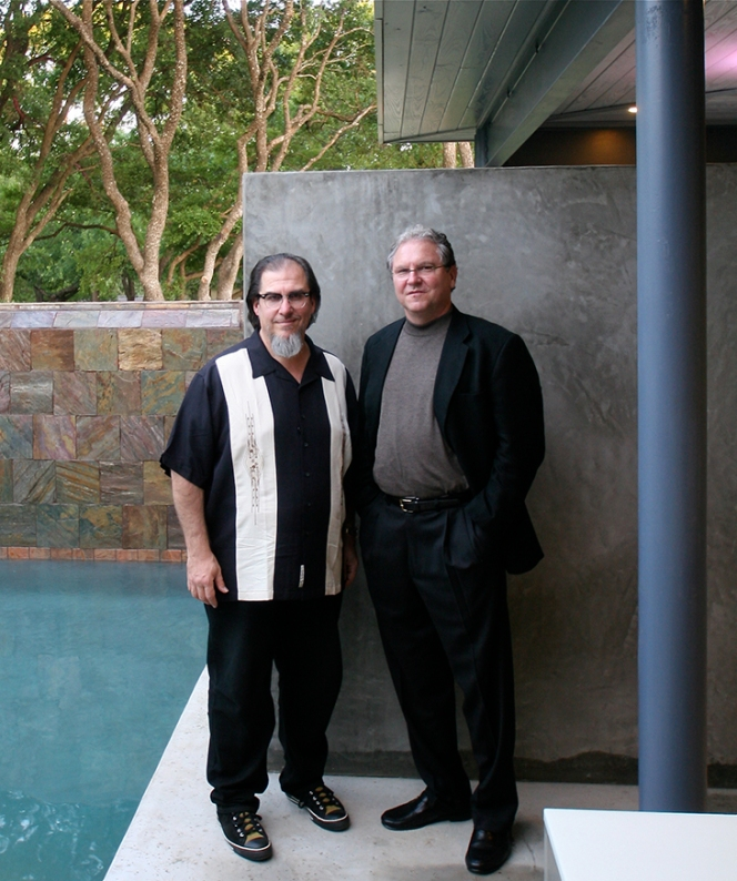 Alan Barley & Peter Pfeiffer-April 08