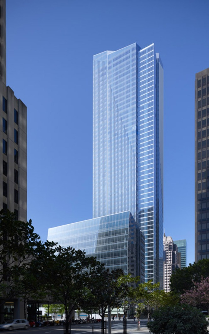 Handel Architects - Millennium Tower 2