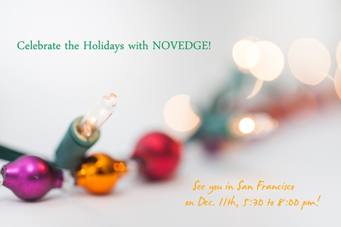 Novedge Holidays Flat