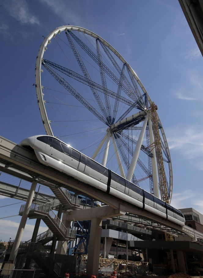 Andrew Crowther - Arup - Close + Mono Rail