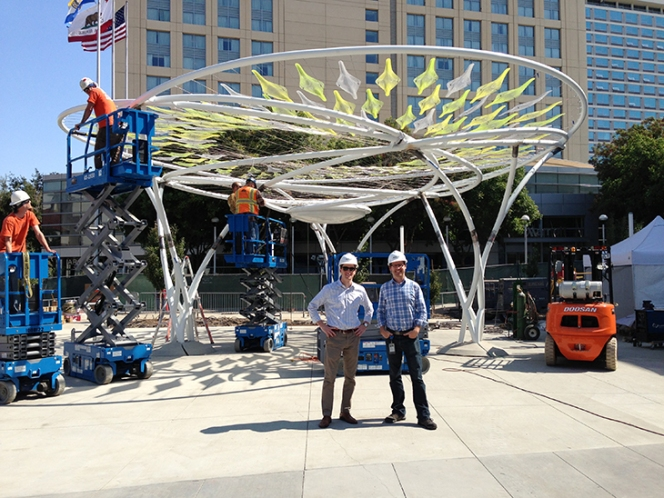 Andrew Crowther - Arup - During Construction