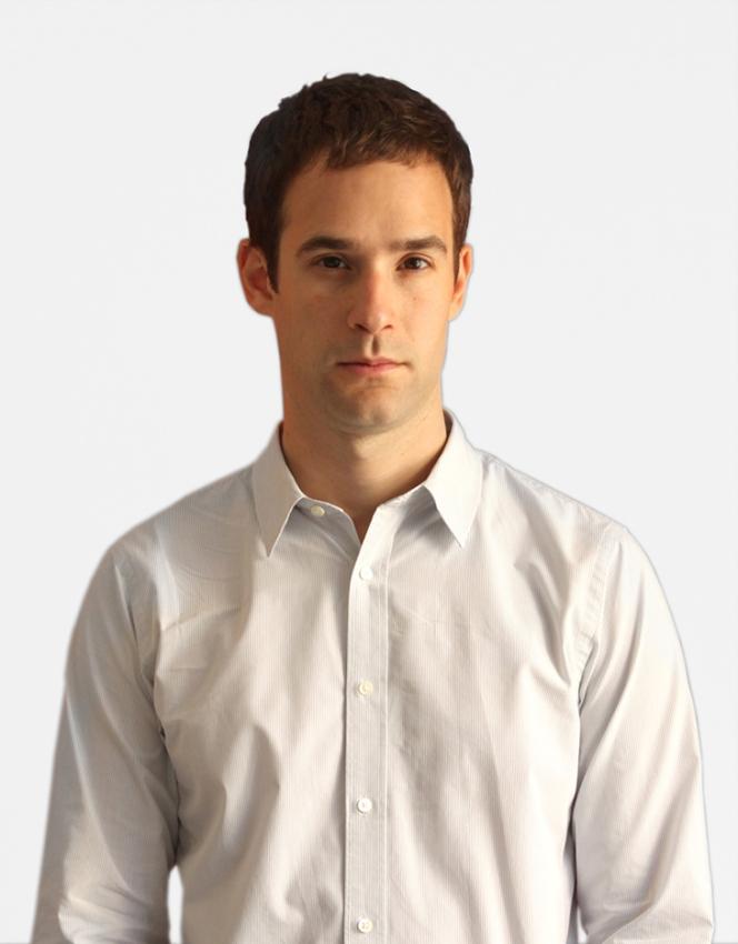 Adam frampton portrait