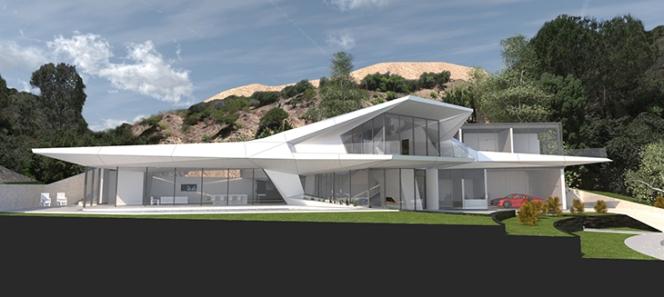 Christopher Arntzen - Belzberg Architects - 00 South Neighbor View