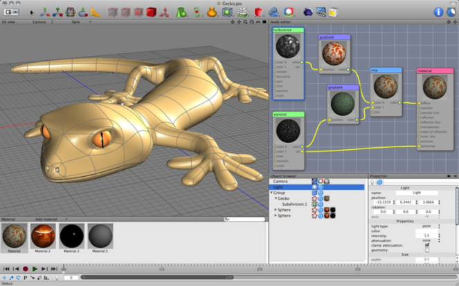 Cheetah 3D - Modeling_big