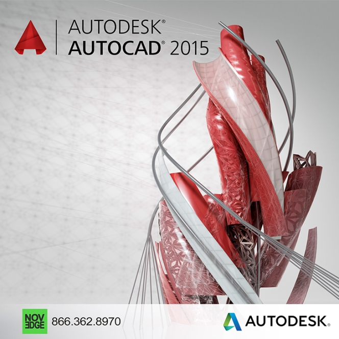 Novedge - AutoCAD 2015 Blog