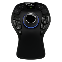 New SpaceMouse Pro Wireless 3D Mouse