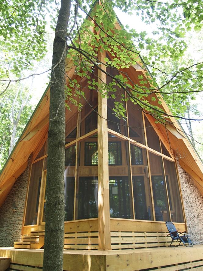Ryan Thewes Architect Sharp Cabin 03