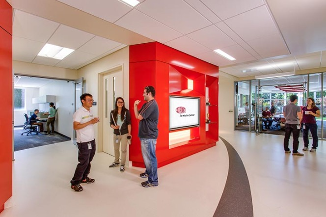 Perkins+Will Dupont Lab