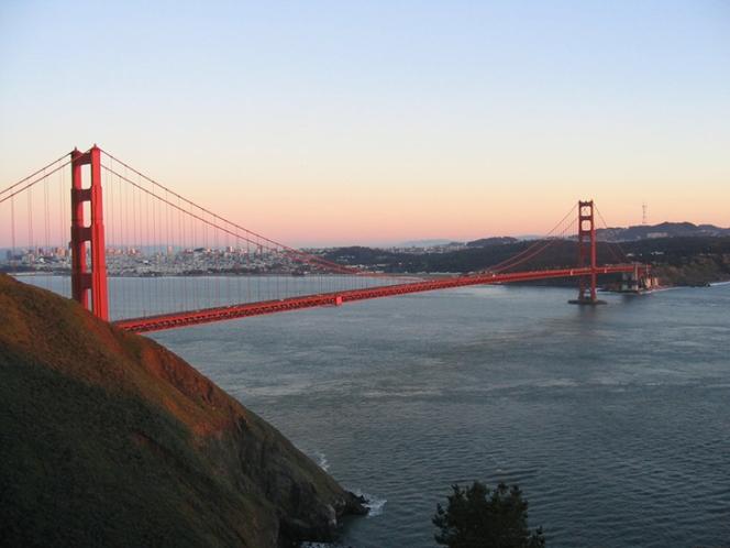 Dirk Beyer, Golden Gate Bridge