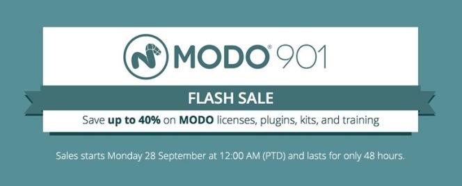 MODO 901 Flash Sale