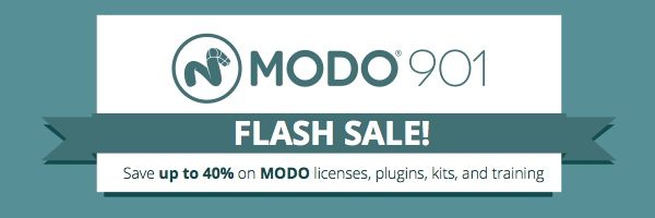 MODO901 Flash Sale