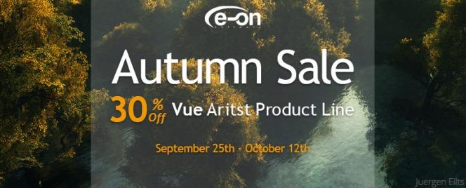 Vue Autumn Sale