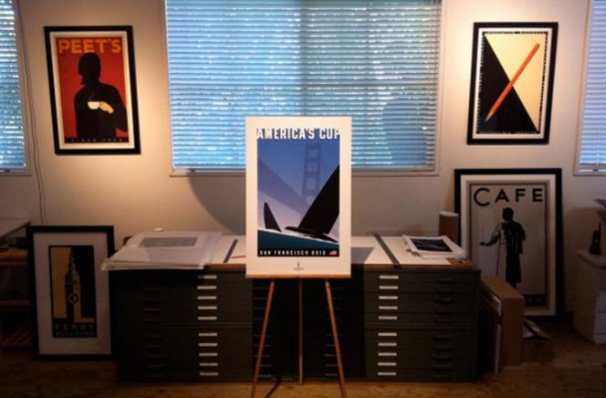 Michael Schwab-Studio posters