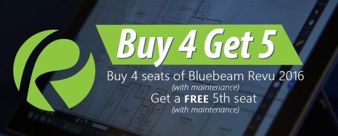 Bluebeam buy4get5