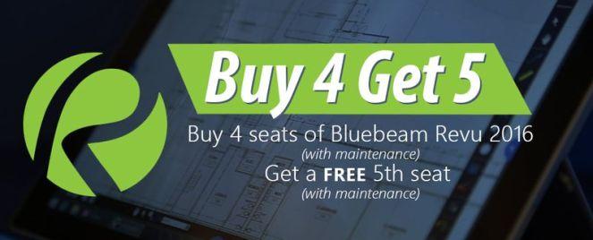 Bluebeam buy4get5