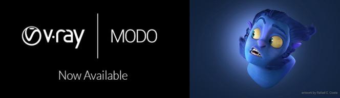 VRay for MODO